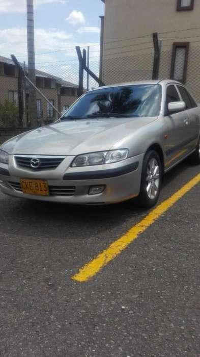 Mazda 626 2002 - 200000 km
