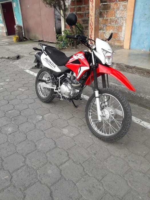 Vendo <strong>honda</strong> Xr 150 Casi Nueva