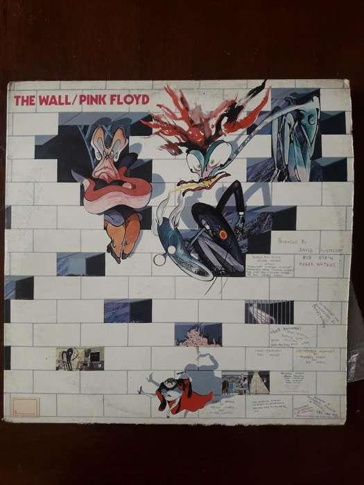 Pink Floyd Vinilo 2 Discos Nacional Rock