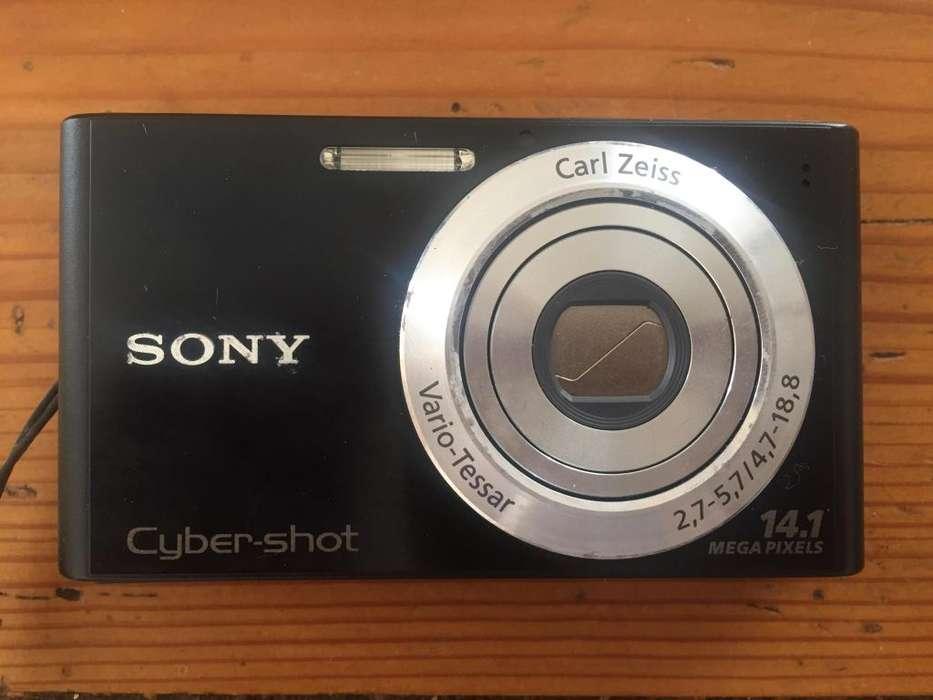 CAMARA SONY CYBERSHOT DSC W320