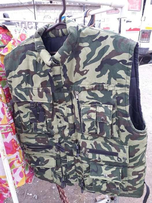 Vendo Chaleco Militar Talle M/l 350