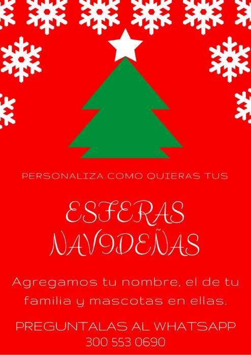 adornos navidad, esferas o bolas navideñas