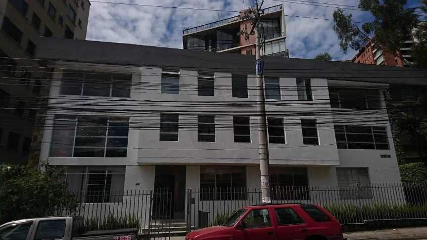 Excelente <strong>edificio</strong> de venta en Gonzalez Suarez, Altura La Coruña. Centro Norte de Quito