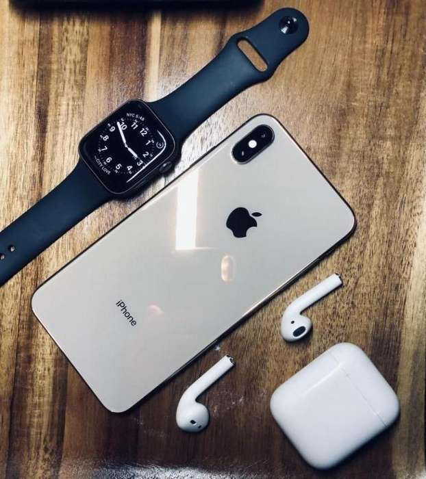 iPhone XS iWatch 3 38mm
