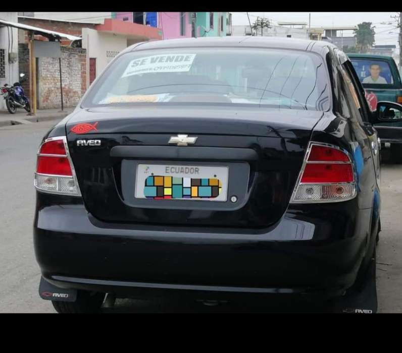 Chevrolet Aveo Family 2014 - 0 km