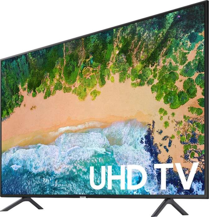 Tv Led 65 Samsung Nuevo Uhd 4k Wifi Smart Tdt Hdr Delgado Serie7