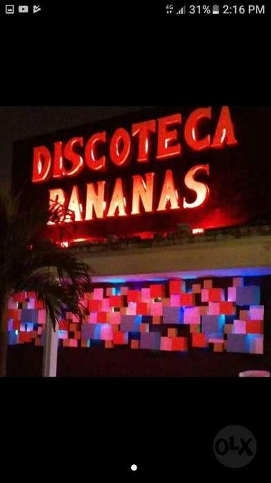 Venta de Discoteca Buena Ubicación