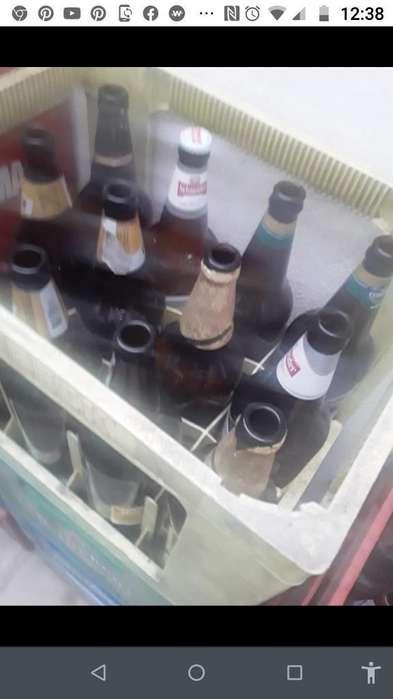 Vendo Cajones de Cerveza Y Gaseosa Cola