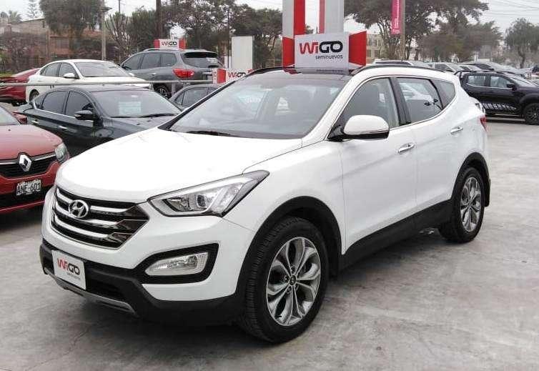 Hyundai New Santa Fe 2015 - 32538 km
