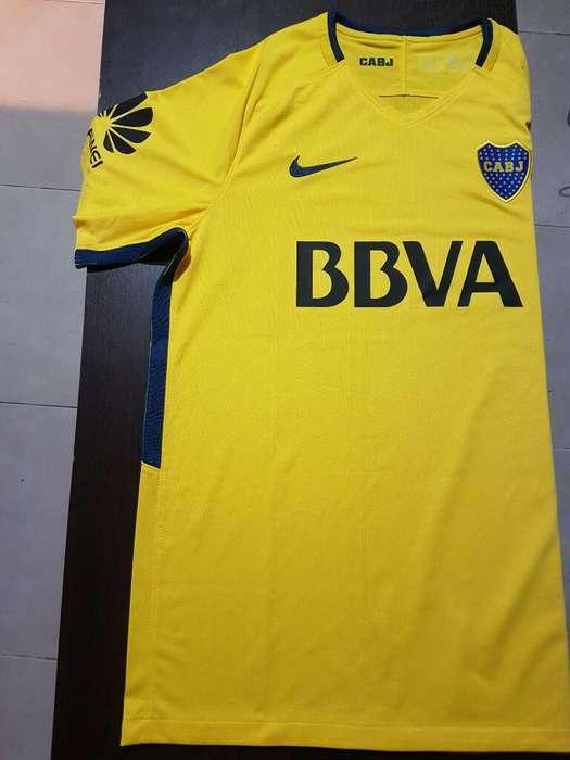 Camiseta Boca Match L