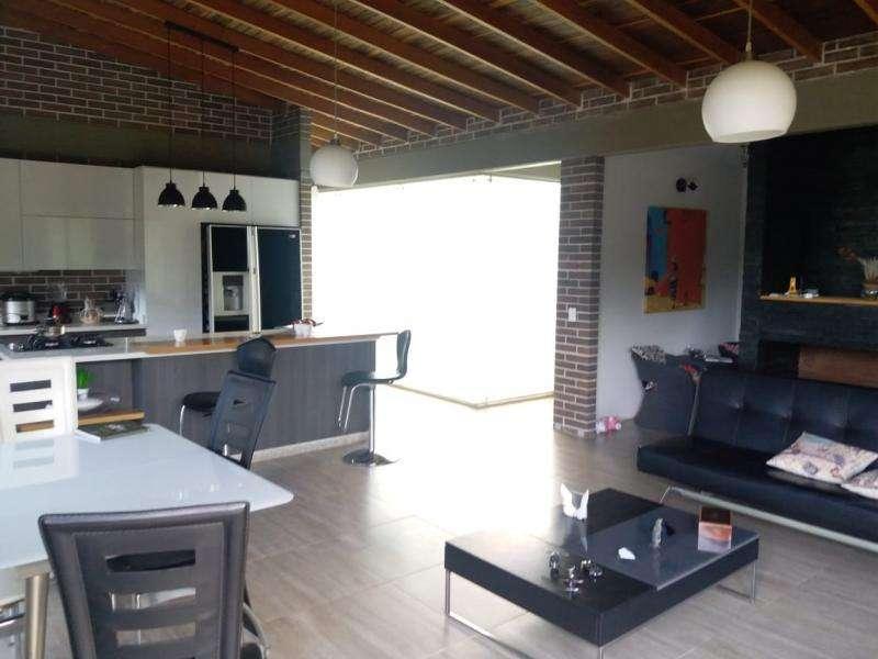 Casa Campestre En Arriendo/venta En Envigado Escobero Cod. ABMAT10882