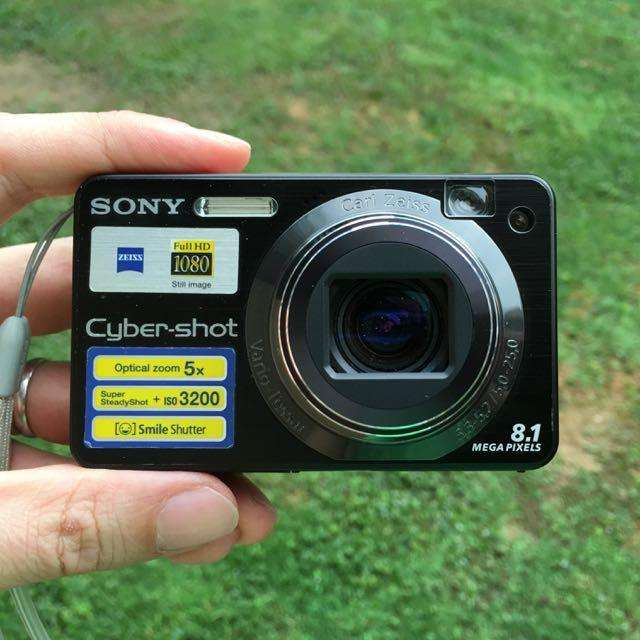Camara Sony Dsc-w150 8.1mp Cyber-shot