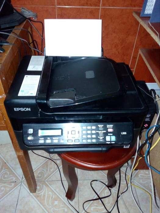 Vendo Computador E Impresoras