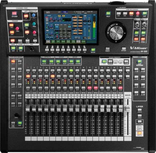 ROLAND M300 Consola Digital De 32 Canales