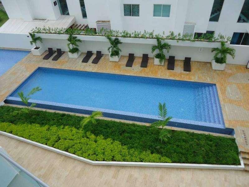 Apartamento En Arriendo En Cartagena Cielo Mar Cod. ABARE77466
