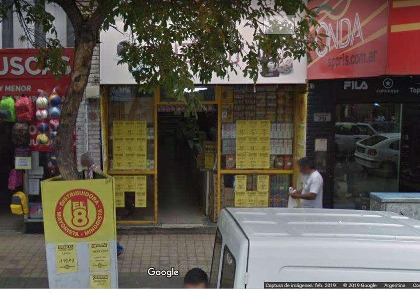Centro- Sarmiento 100 - Local en venta 140mts