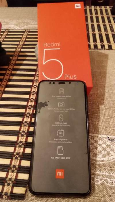 Vendo Xiaomi Redmi 5 Plus 10/10