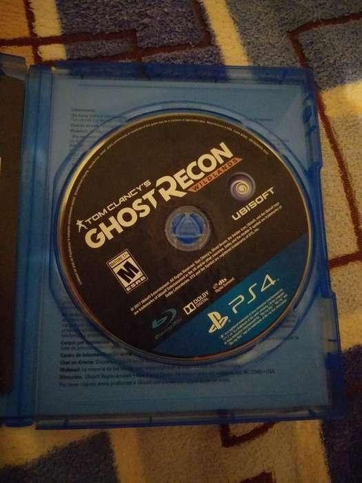 Juego Ghost Recon Wildlands Casi Nuevo