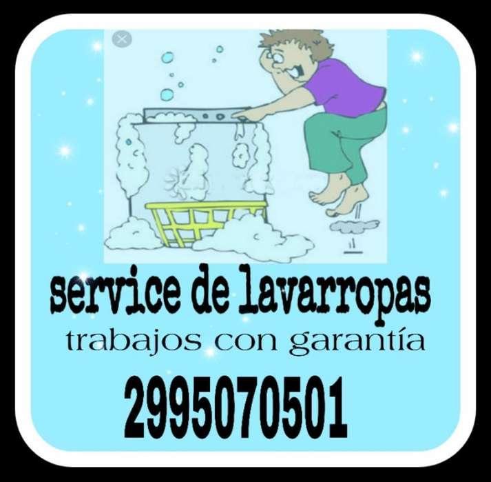 Service de Lavarropas