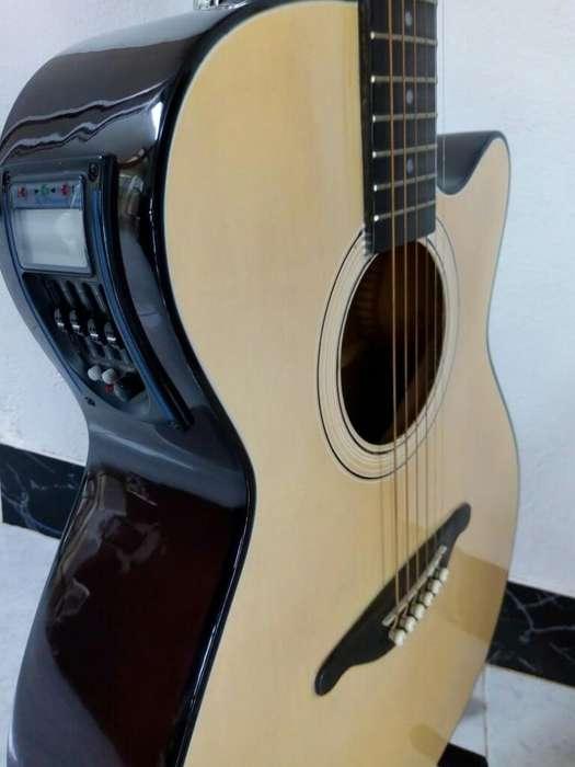 Guitarra Electro.acustica Sx Eag1k