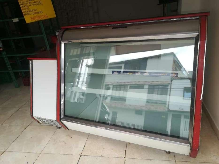 Refrigerador exhibidor