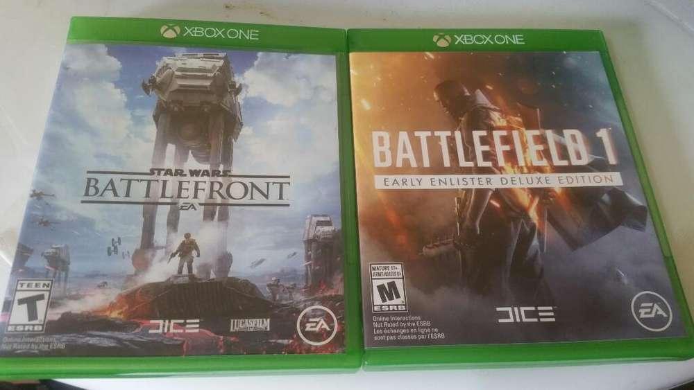 Vendo O Cambio Juegos de Xbox One