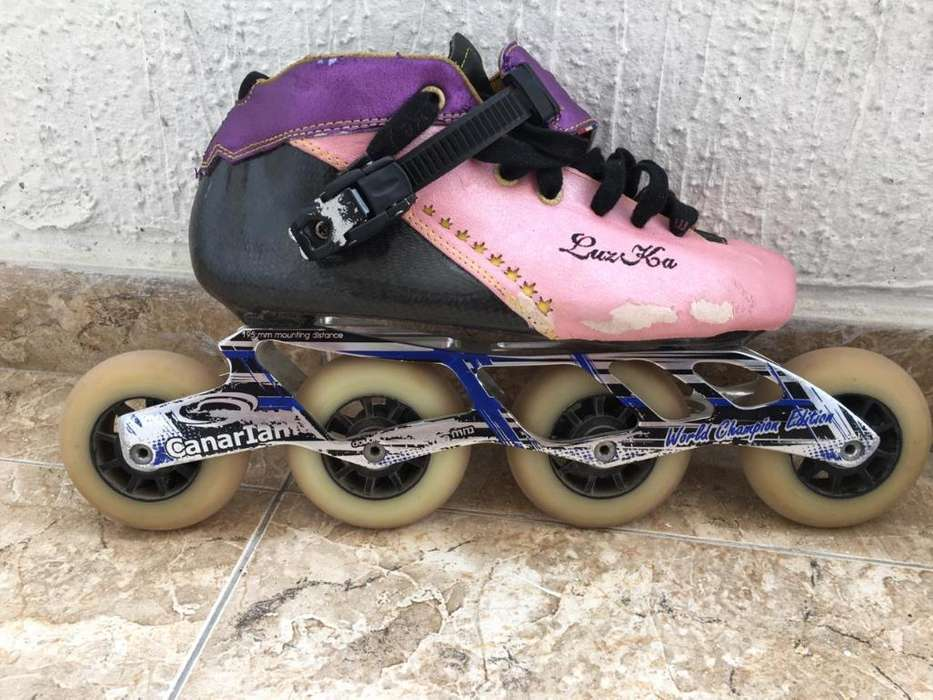 Patines Profesionales Maple Talla 37-38