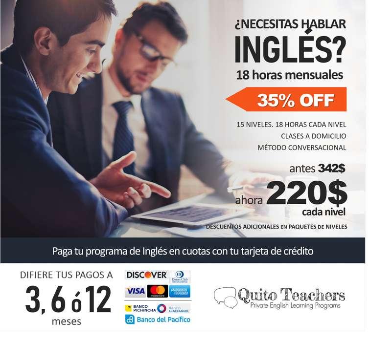 Programa de Inglés Conversacional a Domicilio