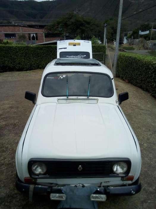Renault R4  1988 - 200000 km
