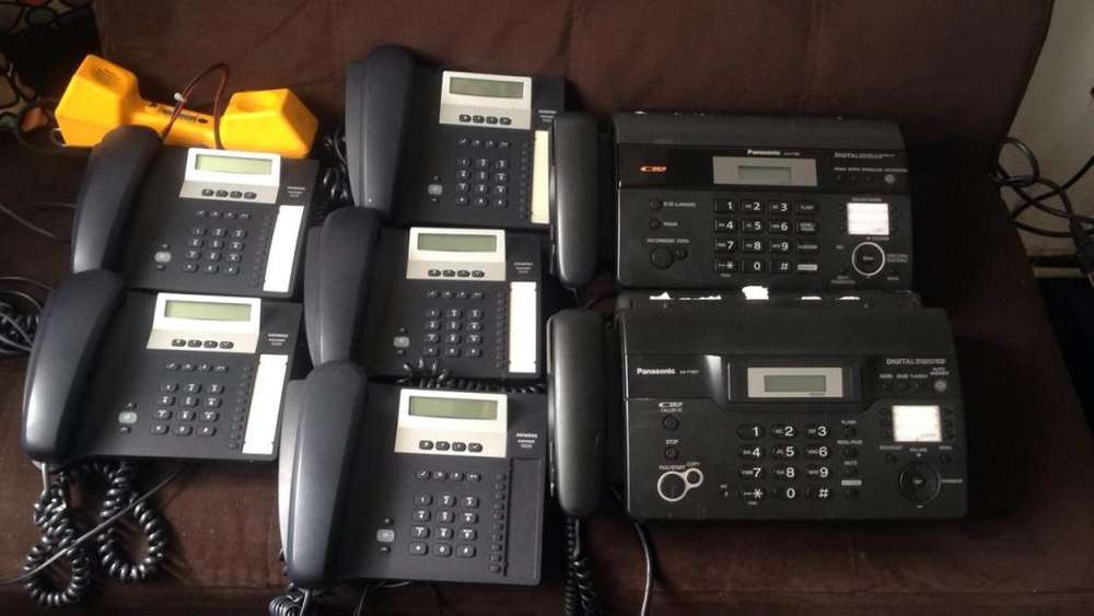 TELEFONOS Y <strong>fax</strong>