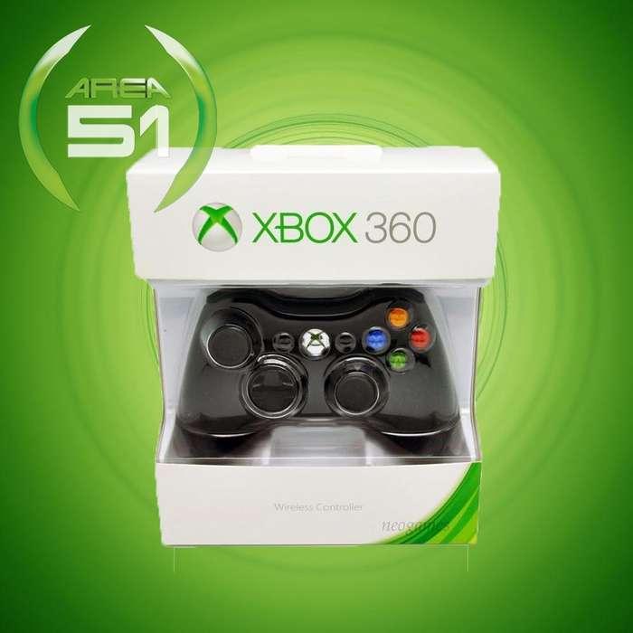 CONTROL ALAMBRICO DE XBOX 360!!!!!