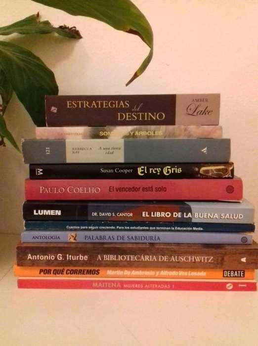 Libros y novelas desde 50