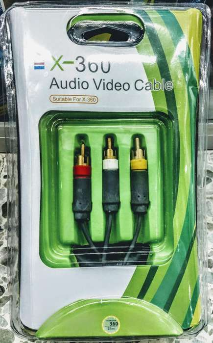 Audio Video Cable X-360