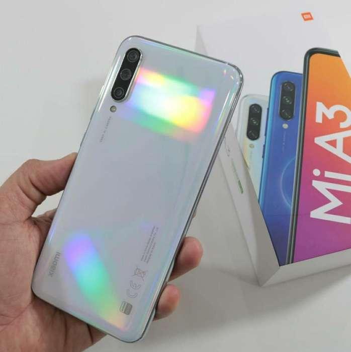 Xiaomi Mi A3 64gb Nuevos Garantía
