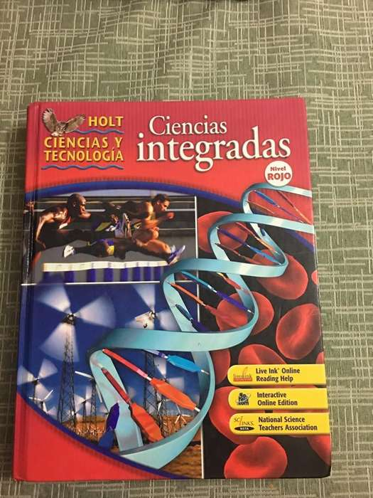 Holt Ciencias Integradas Y Tecnología