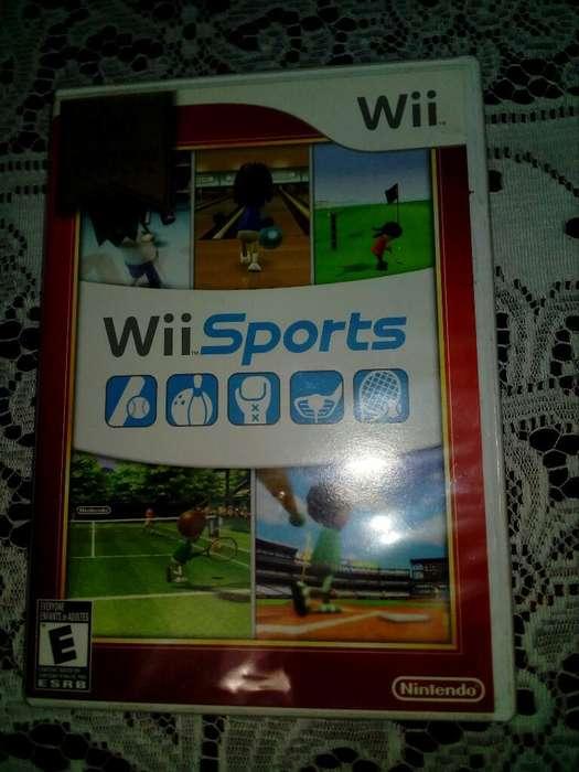 Juego Nintendo Wii Sports Deportes