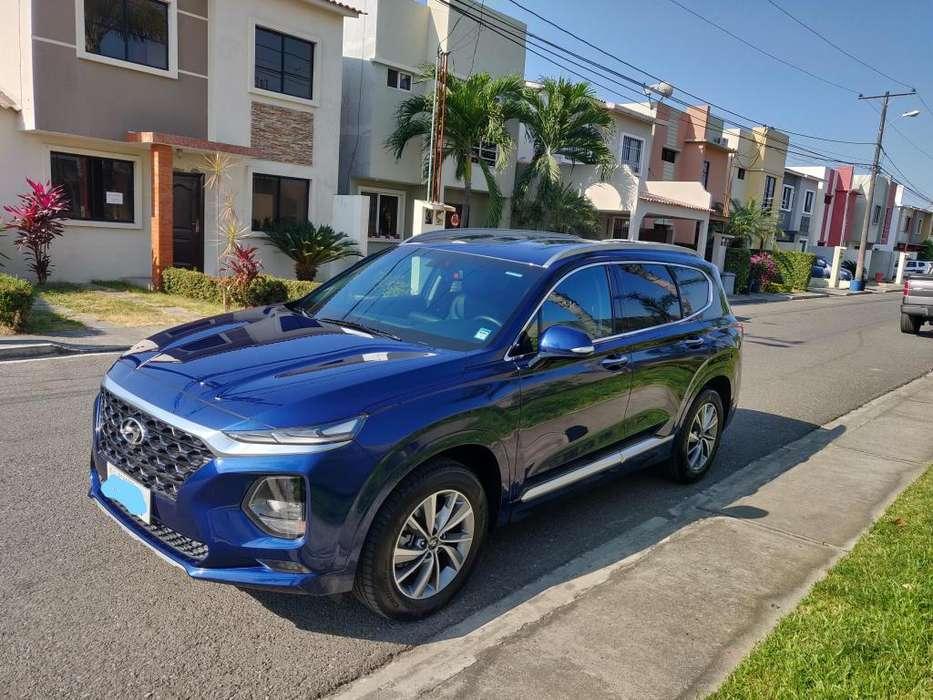 Hyundai Santa Fe 2019 - 14000 km