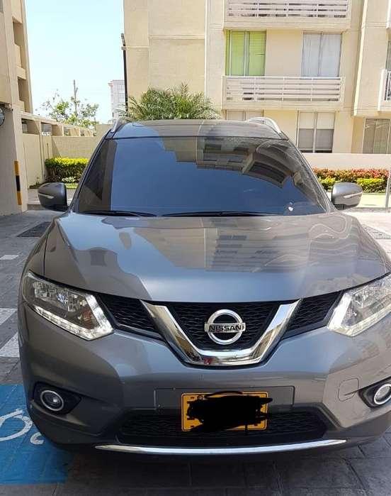 Nissan X-Trail 2016 - 53000 km