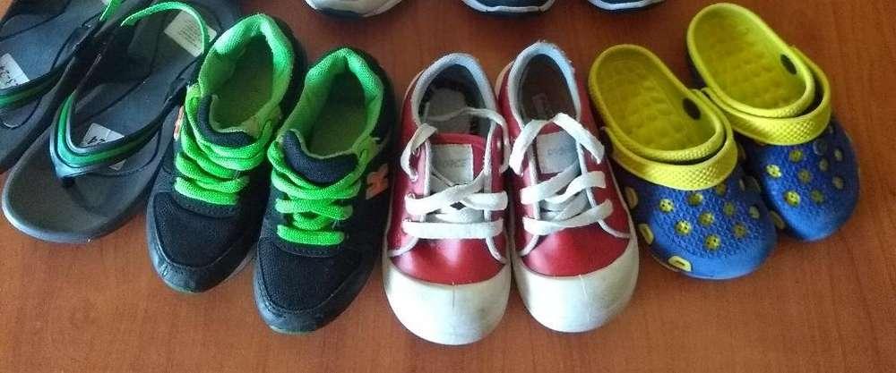 Lote de Zapatillas para Chicos