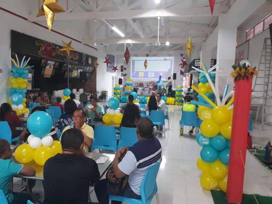organizacion eventos para bingos