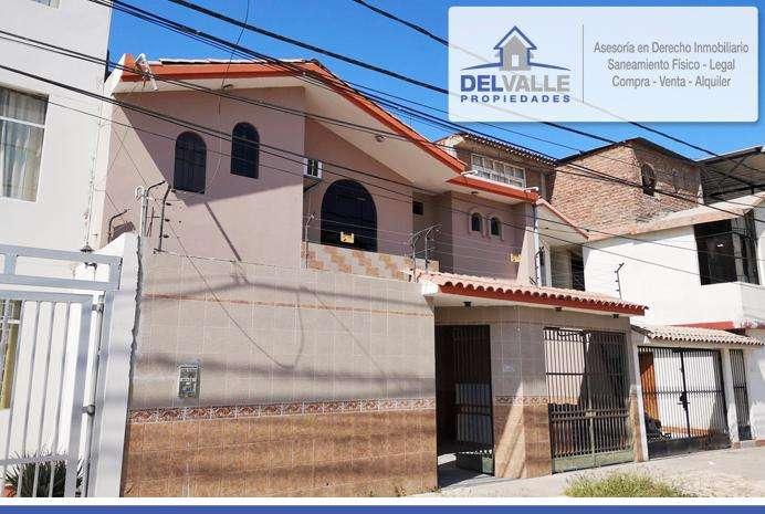 ALQUILER de <strong>casa</strong> en PIURA Urb. Miraflores - 200 m2.