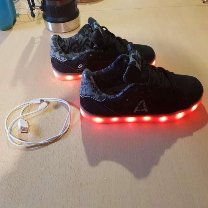 Zapatillas Addnice Led