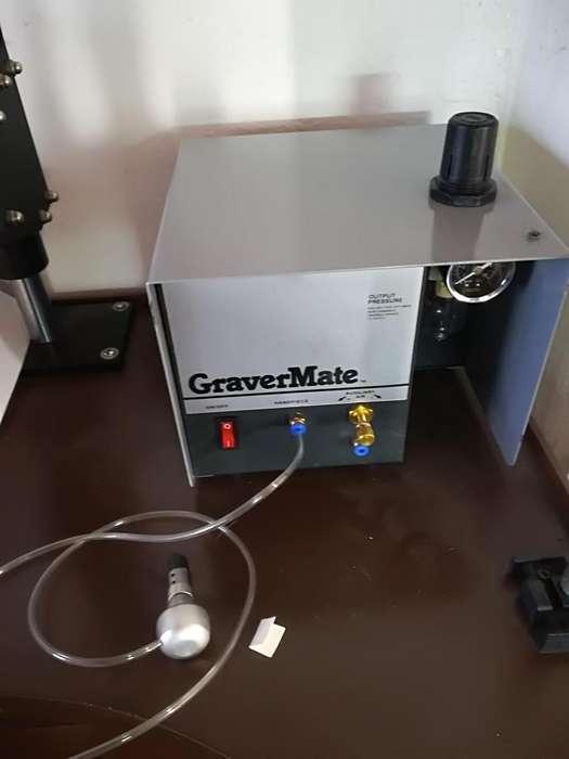Buril Neumático Graver Mate (sin Compresor)