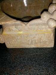 Cenicero de Marmol Antiguo Óptimo Estado