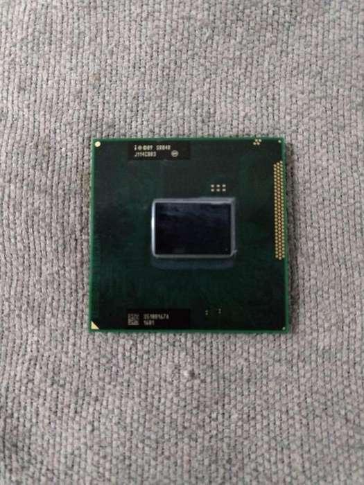 Procesador I3 2310m Laptop Notebook 2da gen PPGA988
