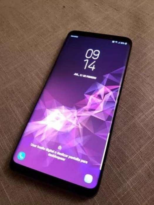 Celular Samsung S9 Plus Violeta