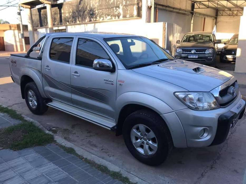 <strong>toyota</strong> Hilux 2011 - 123000 km