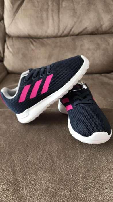 Deportivos Adidas Niña Talla 8