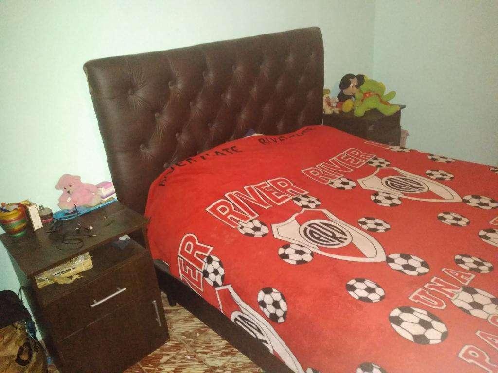 Vendo Juego D Dormitorio por Mudanza