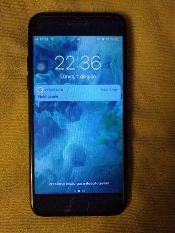Iphone 7 con accesorios originales.
